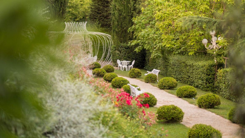 i giardini di villa belvedere
